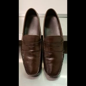 Tod's Men's Gommino  Leather Driving loafer Sz 10